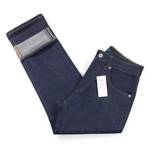 7e8ef7fa068 Levis Japanese Selvedge Slim Crop Jeans 28  218